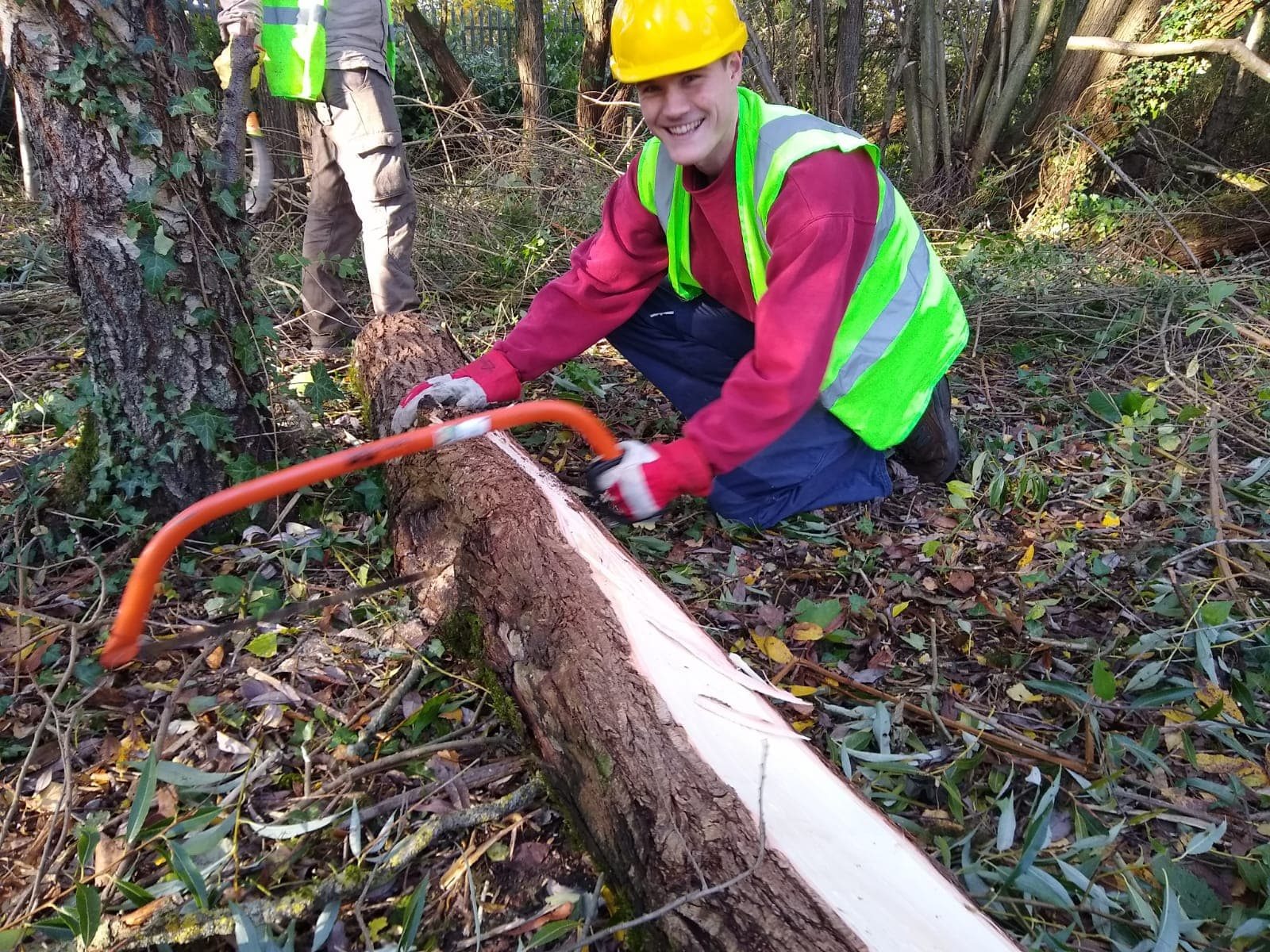 Conservation Work 22 & 23 /10/20