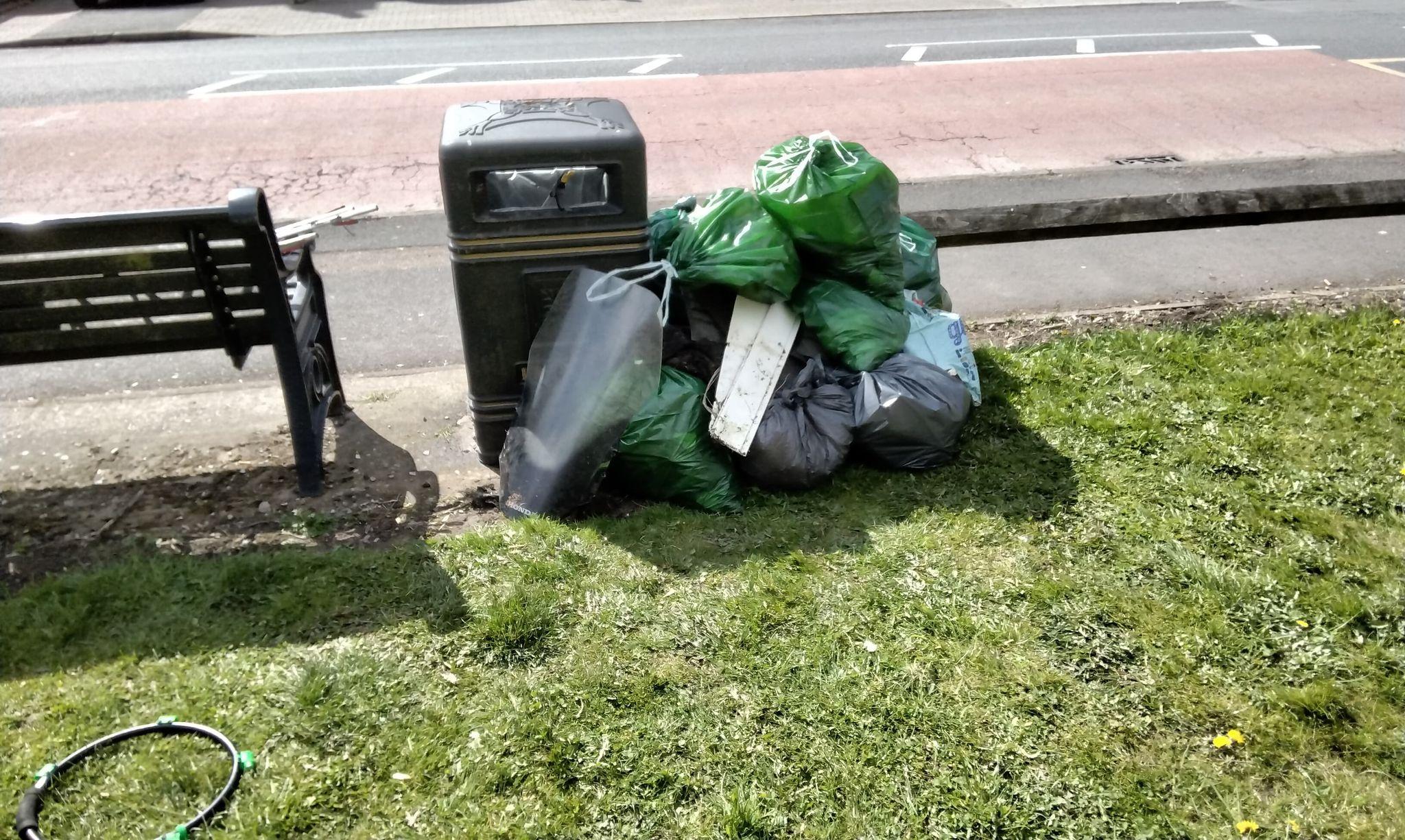 Litter Picking Team